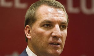 Brendan Rodgers is unveiled as Liverpool manager at Anfield