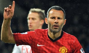 Ryan Giggs extends Manchester United deal ahead of 1,000th ...Ryan Giggs 2013 2014