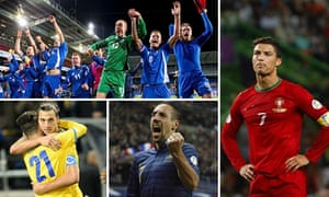 World Cup 2014 play-offs draw
