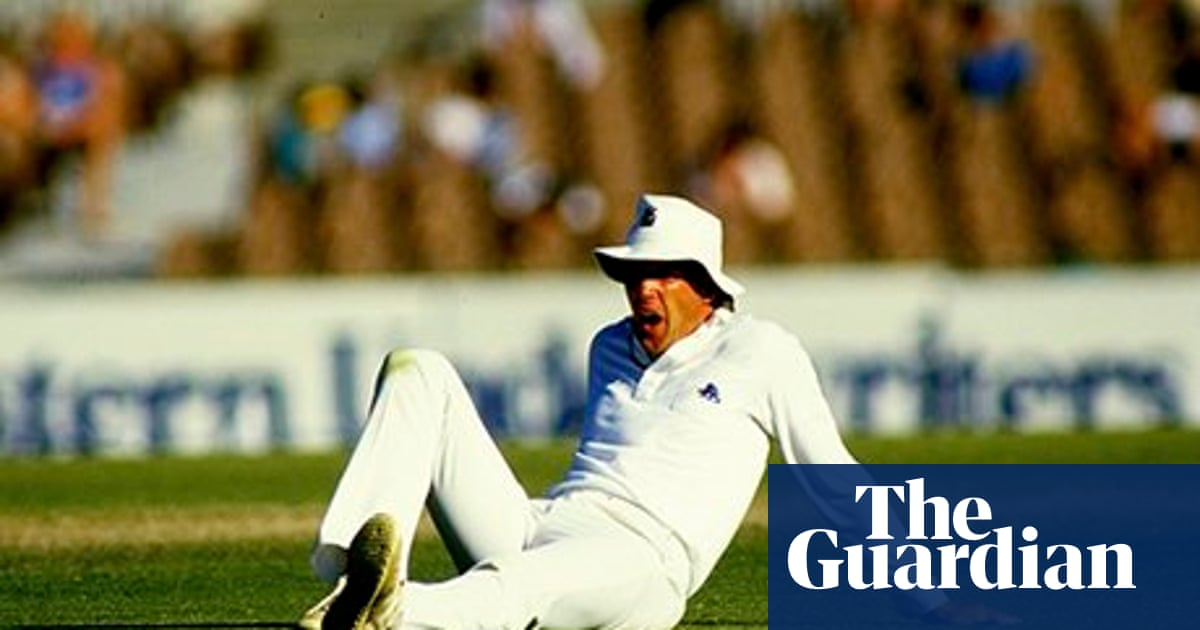 How Chris Broad inspired England to victory in the 1986-87