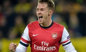 Aaron Ramsey joined Arsenal from Cardiff City in 2008 but has never forgotten his Welsh roots