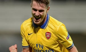 Aaron Ramsey says if Arsenal are top at Christmas they must be considered serious title contenders