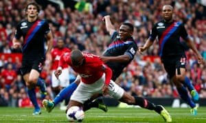 Manchester United's Ashley Young has said he takes no notice of debates about his diving reputation