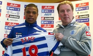 Queens Park Rangers Training Session and Press Conference