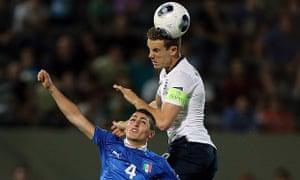 England U21 v Italy U21