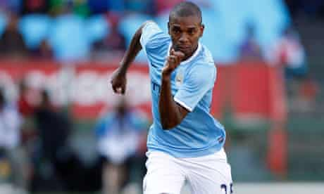 Manchester City's new signing Fernandinho believes he can cope with the style of play in England
