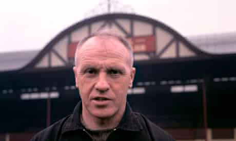 Managerial legend Bill Shankly was in charge of the Liverpool football team from 1959 to 1974