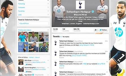 Spurs Twitter