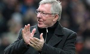 Ex-Manchester United manager Sir Alex Ferguson gave his blueprint for success to a Harvard professor