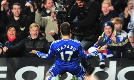 Eden Hazard has bounced back from a lost passport saga to become an important part of Chelsea's team