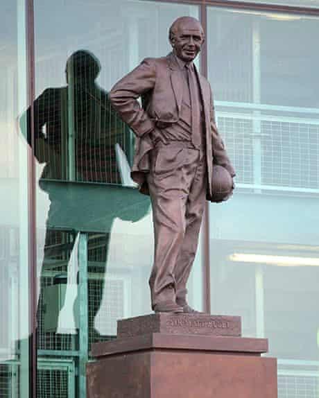 Matt Busby statue