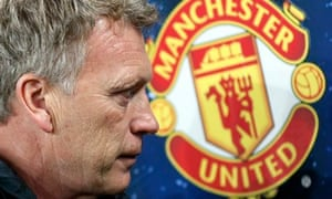 The reigning Premier League champions, Manchester United, are seventh in the table under David Moyes
