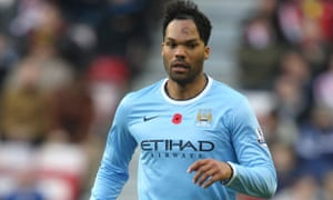 Manchester City's Joleon Lescott has an offer from West Ham United