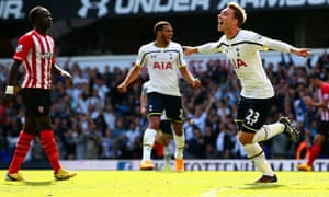 Tottenham Hotspur v Southampton, Christian Eriksen