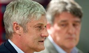 VfB Stuttgart press conference