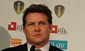 David Haigh said his consortium's bid to buy Leeds failed because they could not find the money