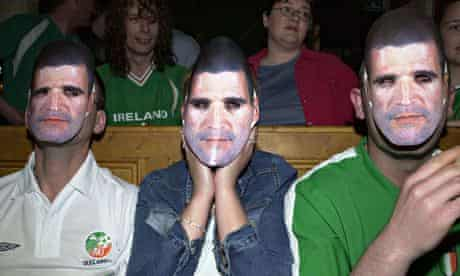 Roy Keane was the only subject that mattered in Ireland in the summer of 2002.
