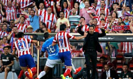 Diego Simeone Atletico
