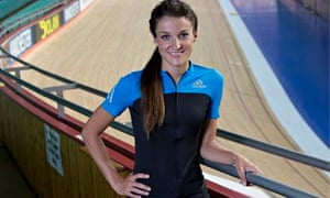 Lizzie Armitstead says she misses racing on the track but is much happier competing on the road