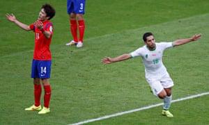 Algeria's Djabou