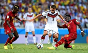 Sulley Muntari, right, is alleged to have made an unprovoked physical attack on a Ghana FA employee.