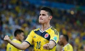 James-Rodríguez-Colombia