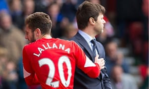 Mauricio Pochettino to Spurs as manager and Adam Lallana to Liverpool are two Southampton departures