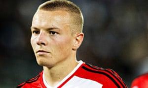Feyenoord's Jordy Clasie