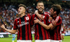 Milan's Stephan El Shaarawy dazzles without Balotelli ...