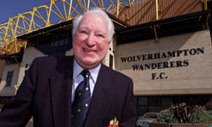 As a boy, Sir Jack Hayward used to squeeze under the turnstiles at Wolves to watch his team for free