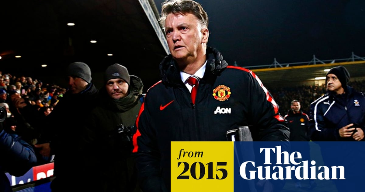 Louis Van Gaal: Everything Was Against Manchester United