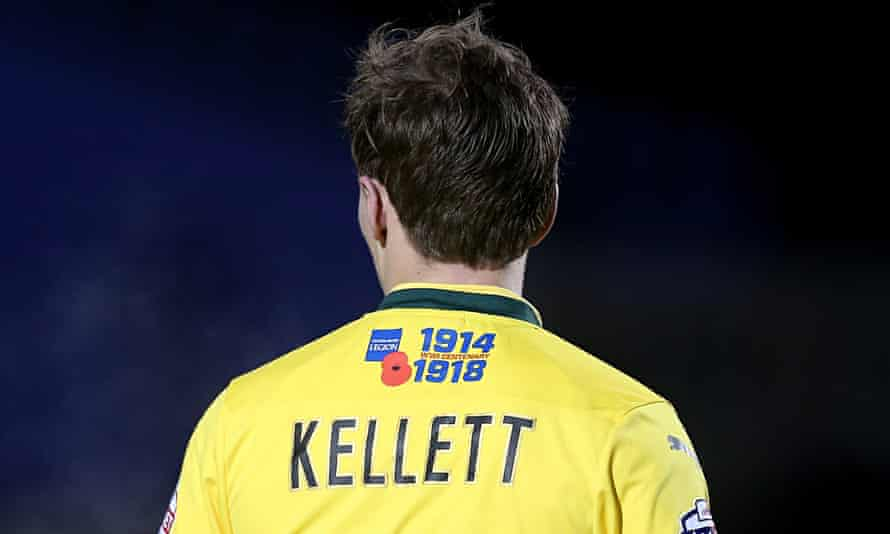 Manchester United are believed to have been monitoring Andy Kellett for a few months