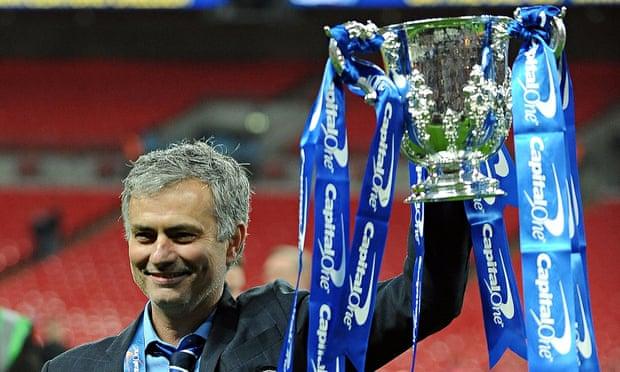 Mourinho ya tiene el primer título del año
