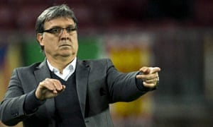 Gerardo Martino's squad selection for Argentina's friendlies appears conservative