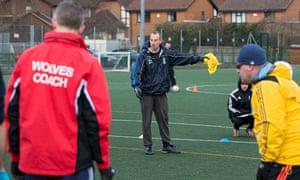 Ed Aarons coaching