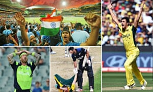 Cricket World Cup 2015 Writers Awards Guardian Cricket