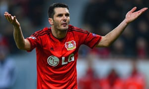 Emir Spahic's Bayer Leverkusen contracted was ended following a fight with security personnel