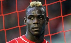 Kick It Out said Liverpool's Mario Balotelli was sent 8,000 discriminatory posts on social media