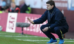 Mauricio Pochettino conceded Tottenham found it difficult to cope with Burnley's style of play
