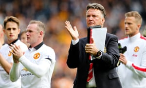 Manchester United's season ended with fourth place in the Premier League