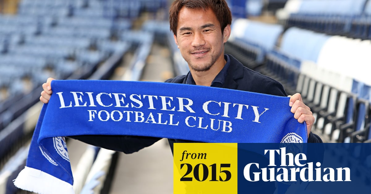 8e9c59d82 Leicester City secure signing of Shinji Okazaki from Mainz ...