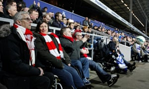 How Premier League clubs can improve disabled supporter access was discussed at this week's AGM