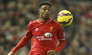 Liverpool's Jordon Ibe has represented England at under-18, 19 and 20 level