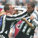 Dyer and Bowyer have a scrap