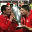 Jamie Carragher and Steven Gerrard