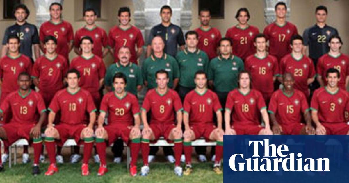 Portugal Wm 2006