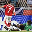 Ricardo Cabanas sees his penalty saved
