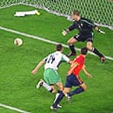 Shay Given at the 2002 World Cup
