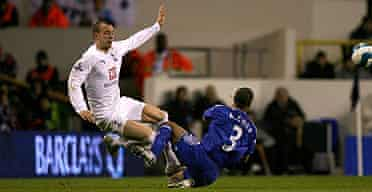 Ashley Cole, Chelsea, Alan Hutton, Tottenham
