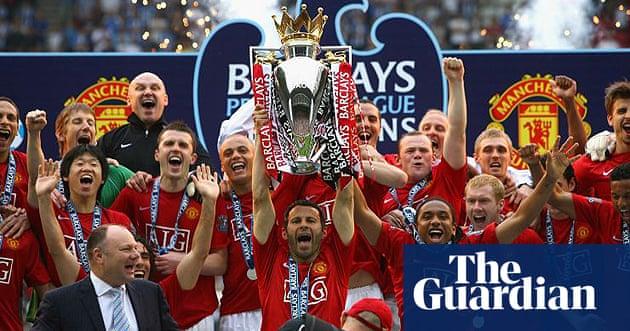 How The Premier League 2007 08 Season Was Won